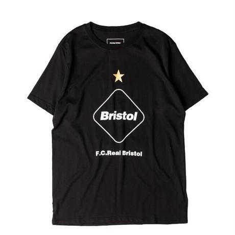 ナイキ FCRB Real Bristol ティーシャツ半袖 黒 白 男女兼用