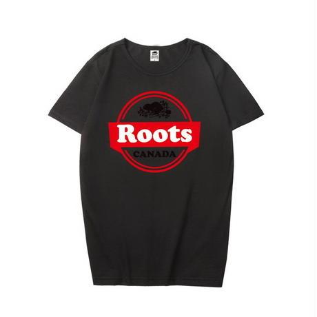 人気新品☆ROOTS CANADA ルーツカナダ Tシャツ 半袖 男女兼可 多色選!Roots☆ 上質