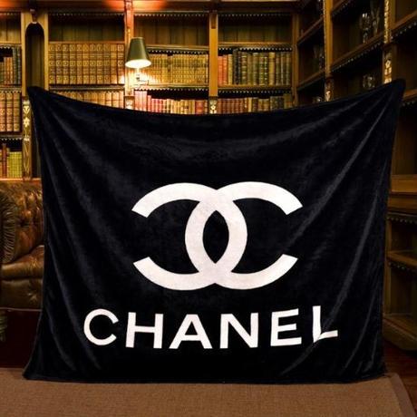 人気ベルベット シャネル 柔らかな毛布 ブランケット 大判 130*150CM 勧め寝具