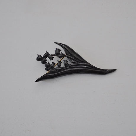 N-155 LILY OF THE VALLY BROOCH