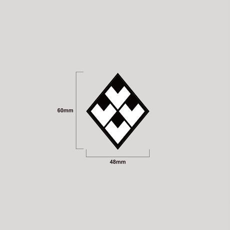 BLKFOX PVC PATCH - 02