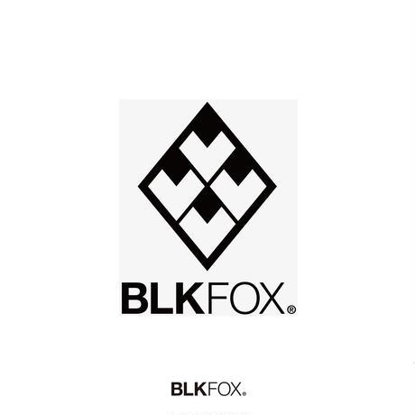 BLKFOX CUTTING STICKER 01 / BLACK