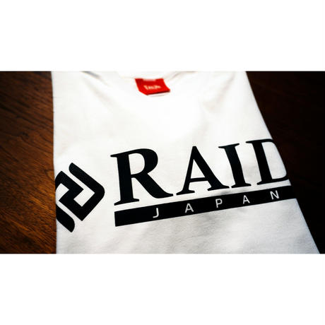 RAID JAPAN OFFICIAL LOGO TEE
