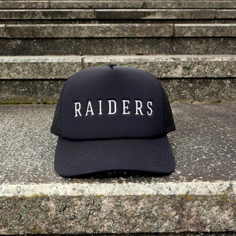 RAIDERS TRUCKERCAP