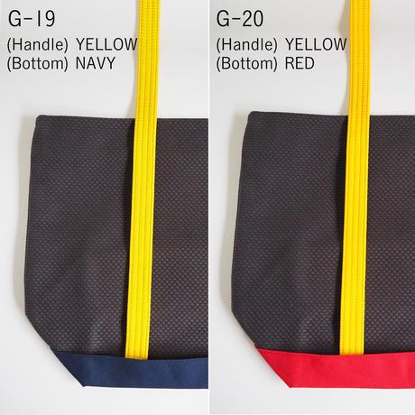 <COLOR ORDER> N°3 Tote medium:Grayボディ