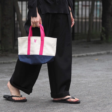 <COLOR ORDER> N°1 Tote small:Grayボディ