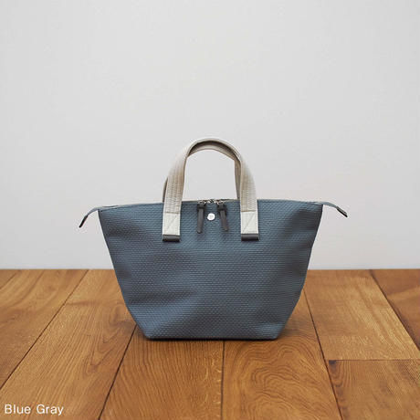 CaBas N°33 Bowler bag small [Blue gray / gray]