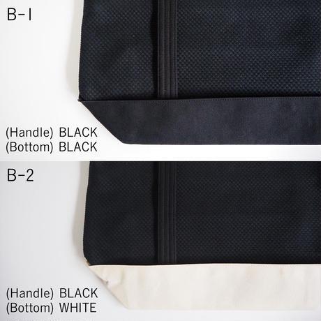 <COLOR ORDER> N°1 Tote small:Blackボディ