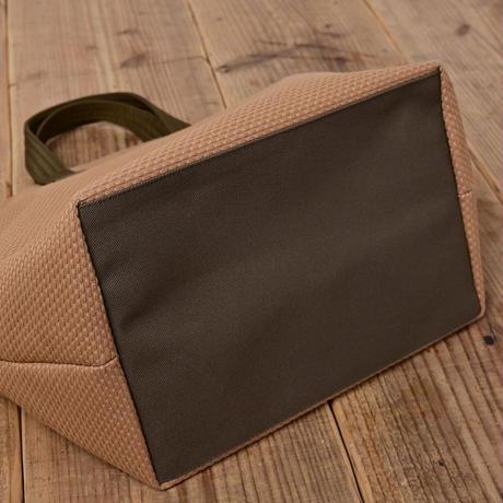 CaBas N°32-Limonta  Bowler bag medium (Brown/Khaki)