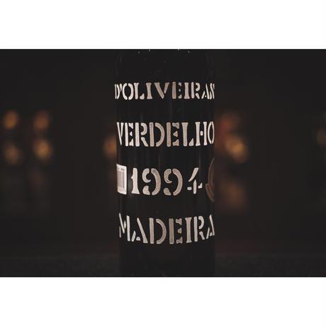 ドリヴェイラ ヴィンテージ ヴェルデーリョ 1994 (中辛口)