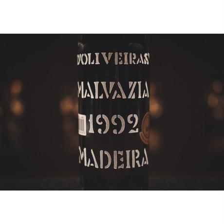 ドリヴェイラ ヴィンテージ マルヴァジア 1992 (甘口)