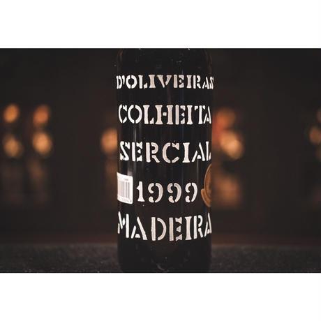 ドリヴェイラ マデイラワイン セルシアル 1999 (辛口)