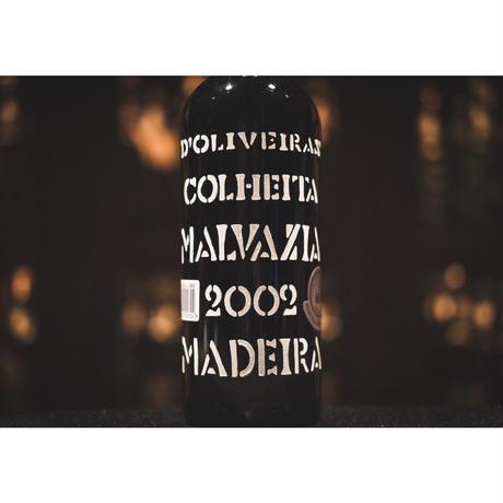 ドリヴェイラ マデイラ マルヴァジア 2002 (甘口)