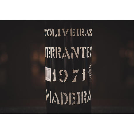 【在庫限り終売】ドリヴェイラ ヴィンテージ テランテス 1971 (中辛口)