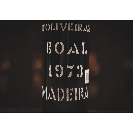 【在庫限り終売】ドリヴェイラ ヴィンテージ ブアル 1973 (中甘口)