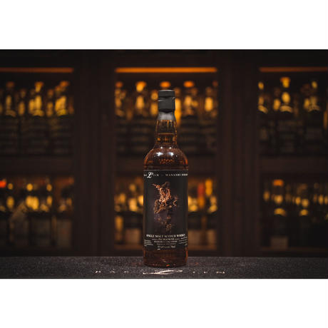 【3本のみ限定販売】BAR LIEN オリジナルボトル インチガワー マデイラカスクフィニッシュ.   BONSAI × MADEIRA  *こちらの商品はウイスキーです。