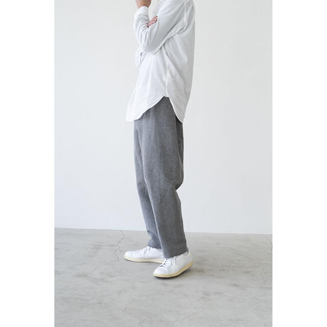 シルッキパンツ -SILKKI LINEN- Gray