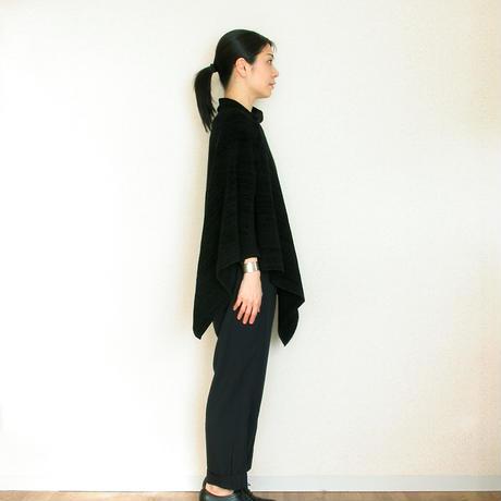◆即納◆Pavo[パボ] ストール・ポンチョ / ブラック