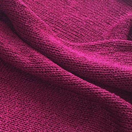 ◆特別価格◆Alshain[アルシャイン] ストール・ポンチョ / ベリー・ピンク