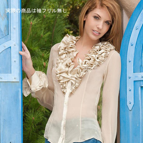 CARMEN SILK BLOUSE