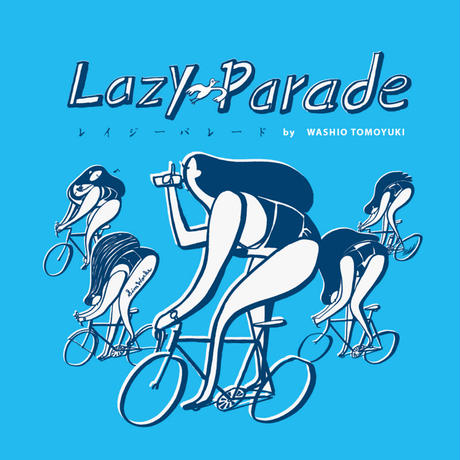 [SimWorks Original] Lazy Parade WaterBottle