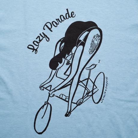 [SimWorks Original] Lazy Parade T-shirts