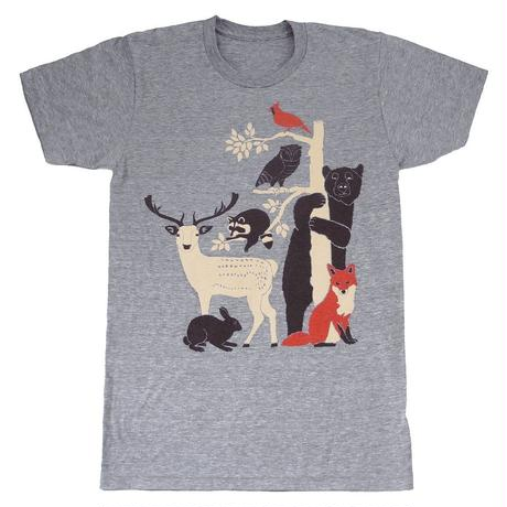 [Gnome Enterprises] Men's Print T-Shirt