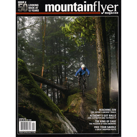 MountainFlyer Magazine number 50