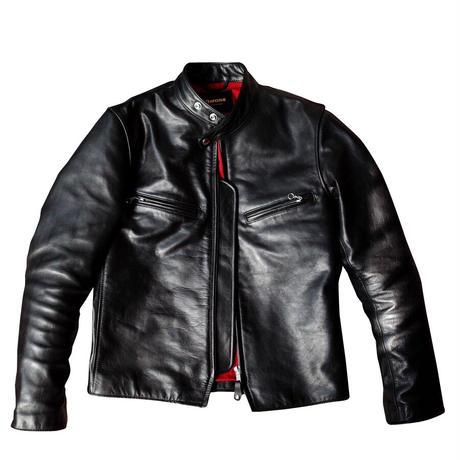 Horse Leather Riders Jacket