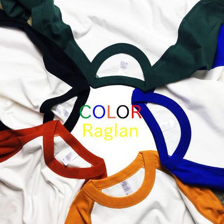 Colors Raglan LS【SHJ014】