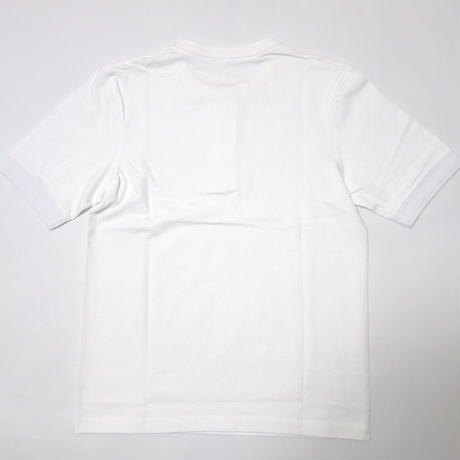 Daily Henley Neck【SHJ001 WHITE】