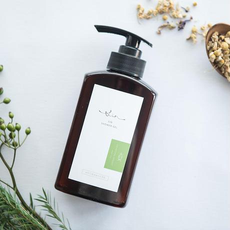 シャワージェル(上質なアロマ&ハーブに香り)|SIN SHOWER GEL(AROMA & HERBS)