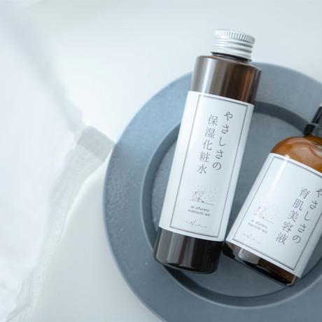やさしさの保湿化粧水|SIN YASASHISA SERIES