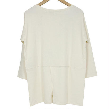 The Dawn B ザドーンビィ MOTHER'S  CUTSEW #2 ボートネックカットソー