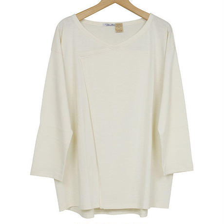 The Dawn B ザドーンビィ MOTHER'S  CUTSEW #1 Vネックカットソー