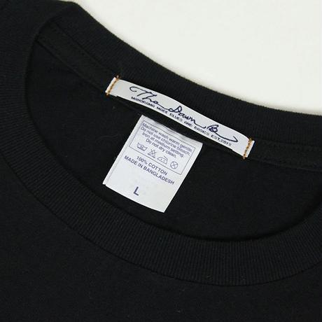The Dawn B  ザドーンビィ MANGOSTEEN  Tシャツ BLACK