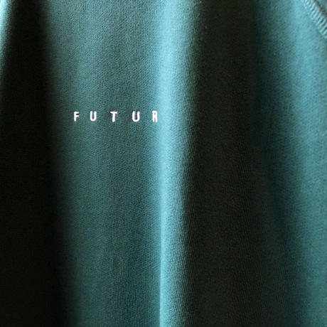 "FUTUR ""Logo Raglan G Fit Crew"""
