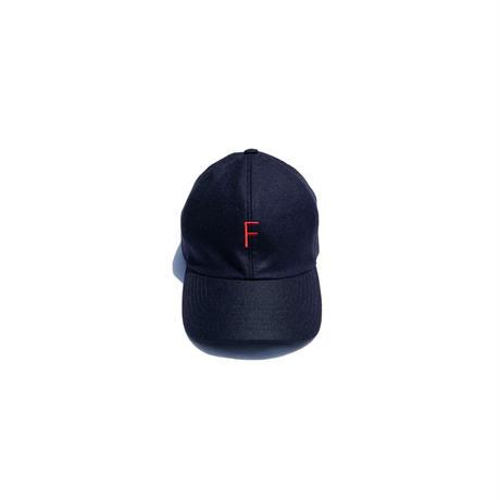 """FUTUR """"F super 100's Cap"""""""