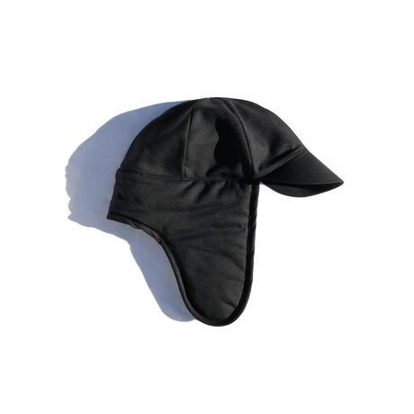 "COMESANDGOES ""SUIT FABRIC EAR CAP"""