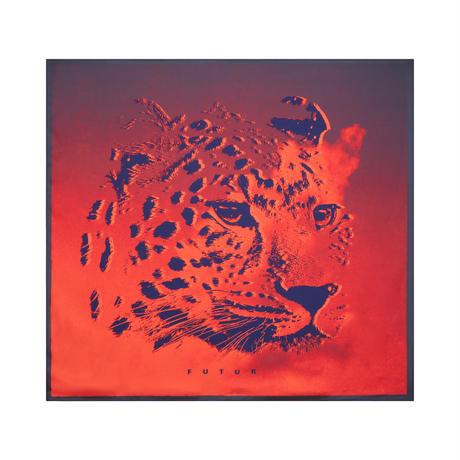 """FUTUR """"Leopard Cloud Futur Square"""""""