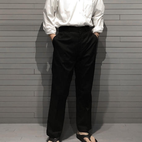 """STABILIZER GNZ """"lot.2-22 L/S wide tapered shirt"""""""