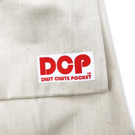 """BROWN by 2-tacs """"DCP-APRON"""""""