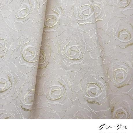 薔薇柄淡い色MAT034