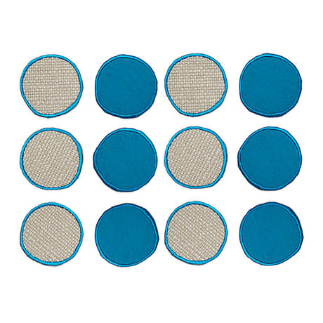 Wappen - big dot set -  12 sheets