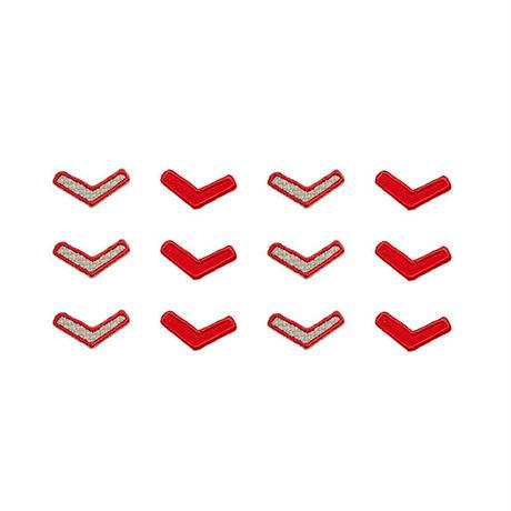 Wappen - v set-  12 sheets