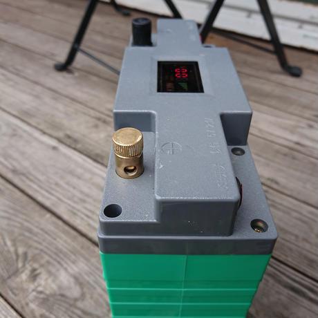 エレキ用リチウムイオンバッテリー