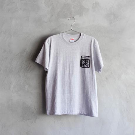 ALPS BOOK  CAMP / Tシャツ(おとなサイズ)