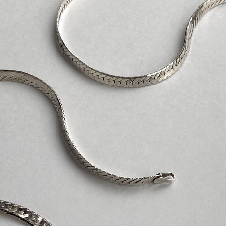 Snake Chain Necklace -slim