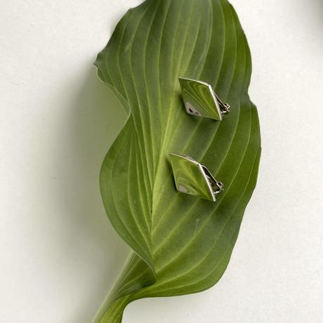 Hollow Rhombus Earring