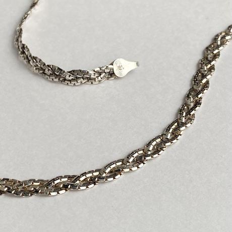 Braid Chain Necklace